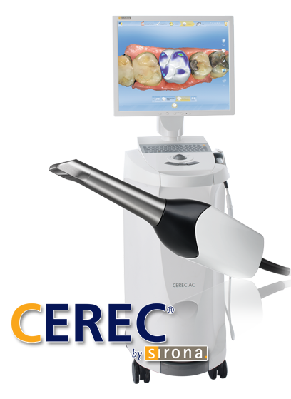 CEREC by Sirona for Dental Implants