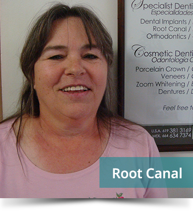 Root Canal & Crowns